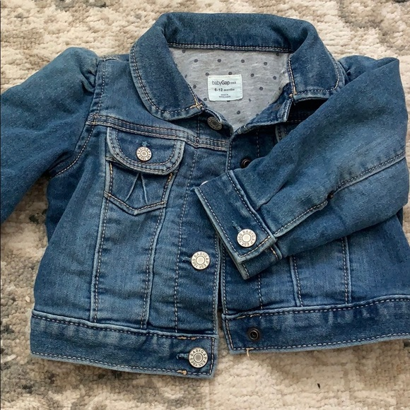 GAP Other - Fully lined jean jacket